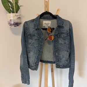 ❤️ denim american rag jacket